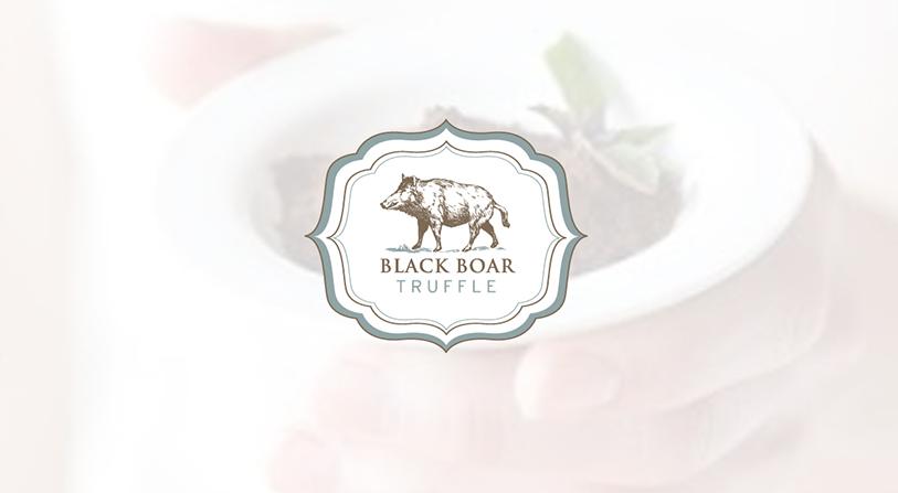 black-boar-truffle-logo