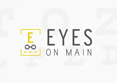 Eyes on Main