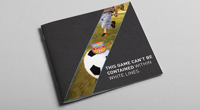 football-club-brochure