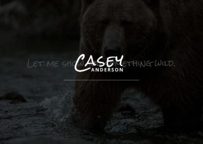 Casey Anderson Web